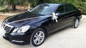 Limousine Mercedes Classe E